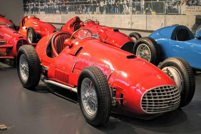 1952 Ferrari F2 500 625