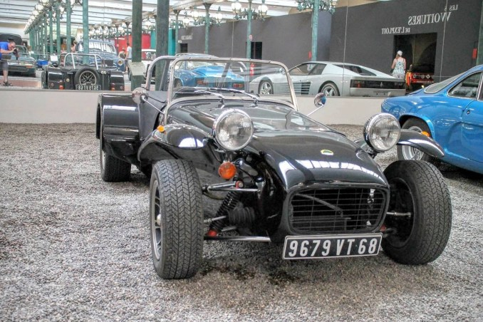 1961 Lotus Roadster Super Seven