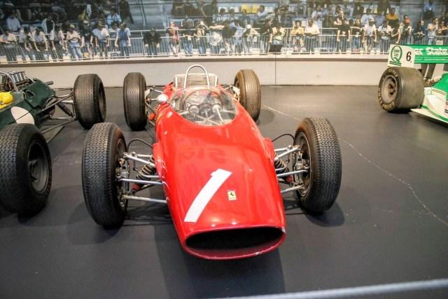 1963 Ferrari F1 156 B