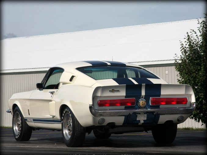 1967 Shelby Ford Mustang GT500
