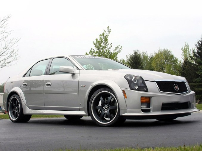 Cadillac CTS-V 2004 - Lingenfelter