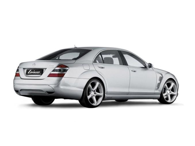 2005 Lorinser Mercedes S Klasse W221