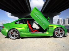 2005 MCP Racing - Bmw M3 The Hulk E46