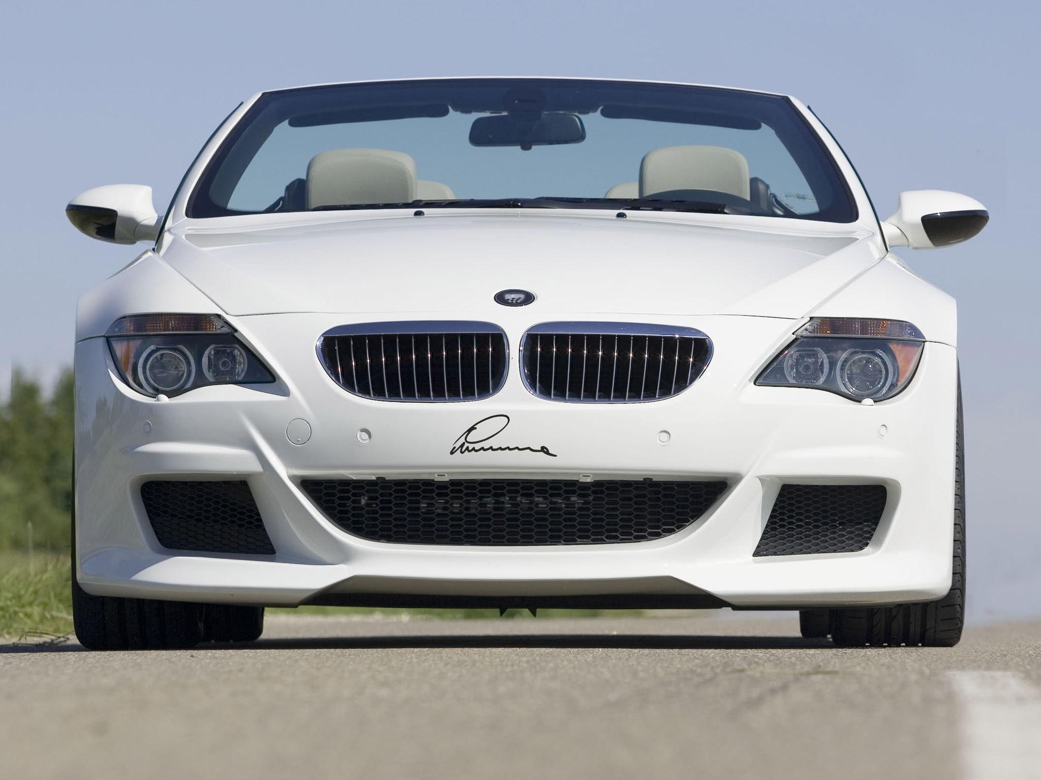 2007 Lumma Design - Bmw 600S E64