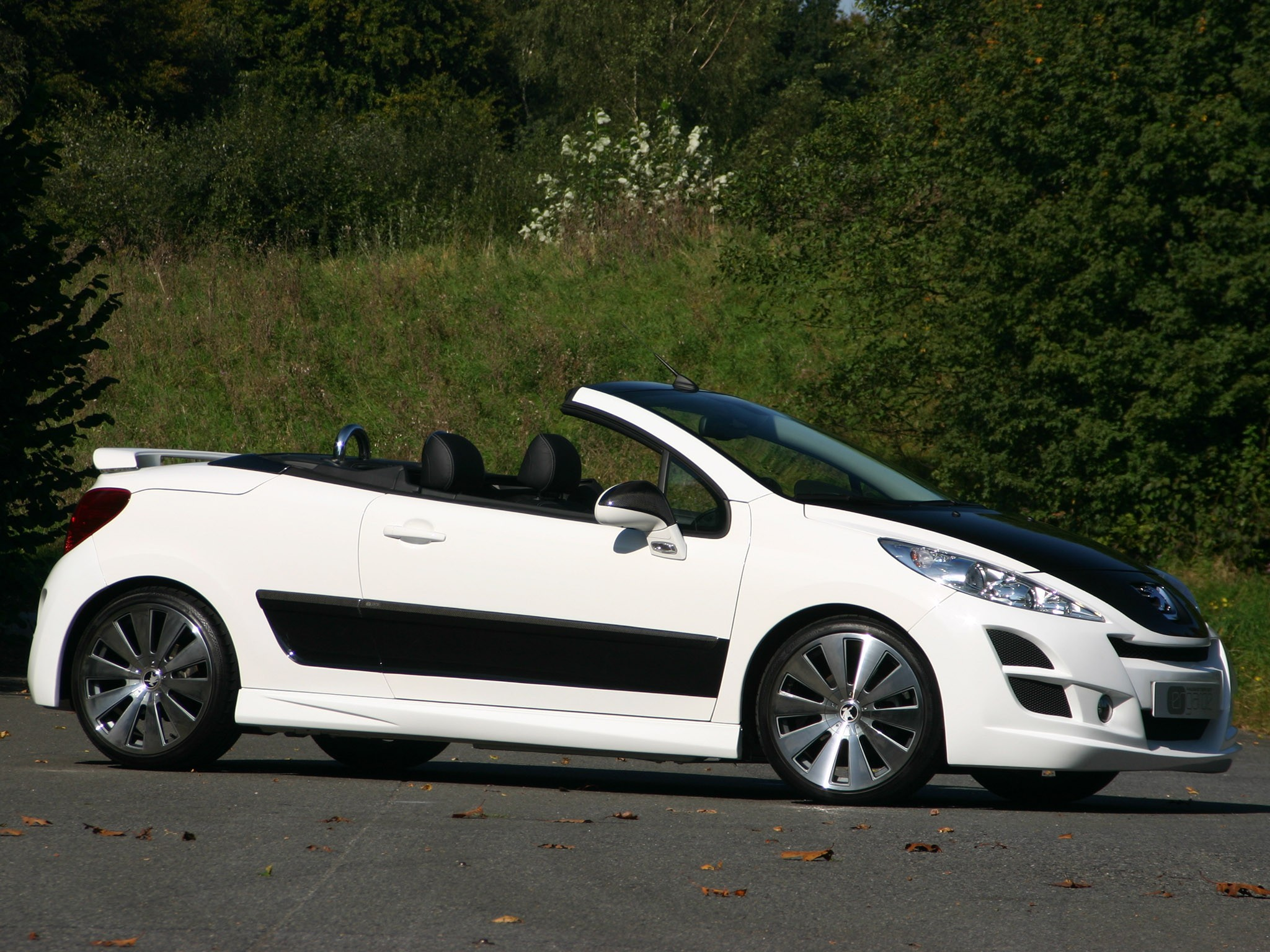 2007 Musketier Peugeot 207 CC Engarde
