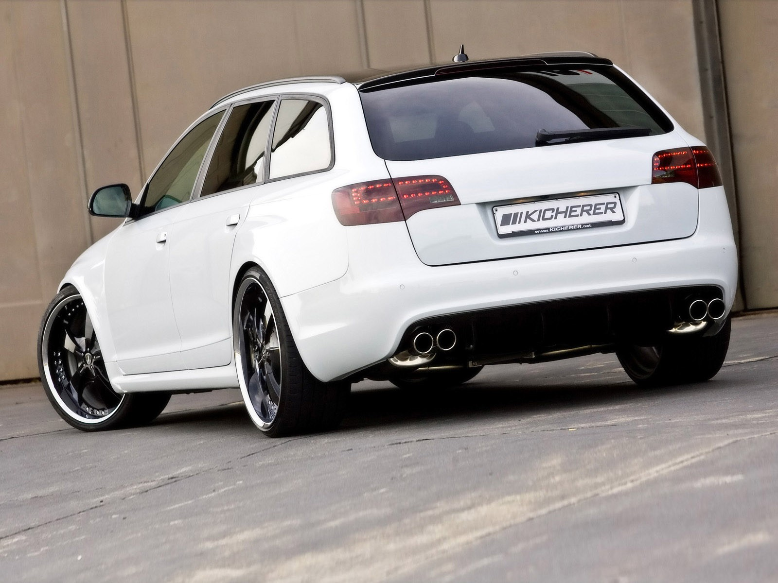 Kicherer_Audi RS6 Street 4F C6 2008