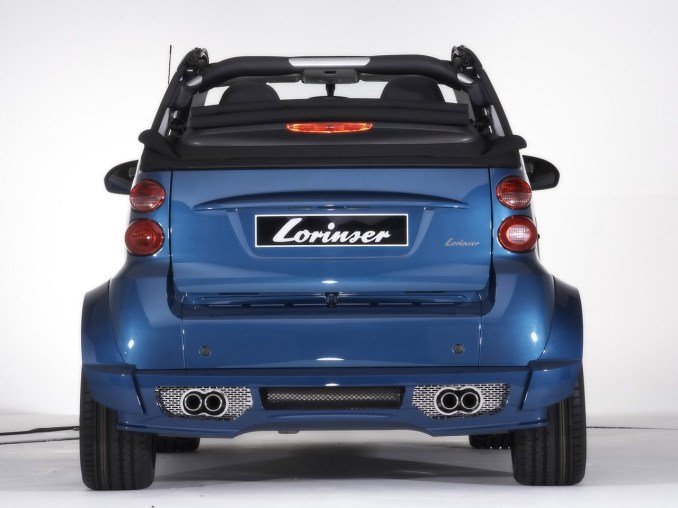 Lorinser - Smart Fortwo 2008