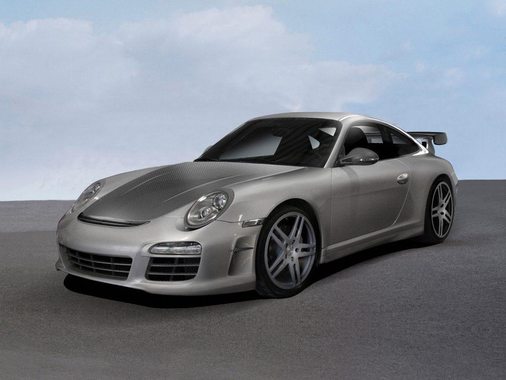 2008 Mansory Porsche 911 Carrera 997