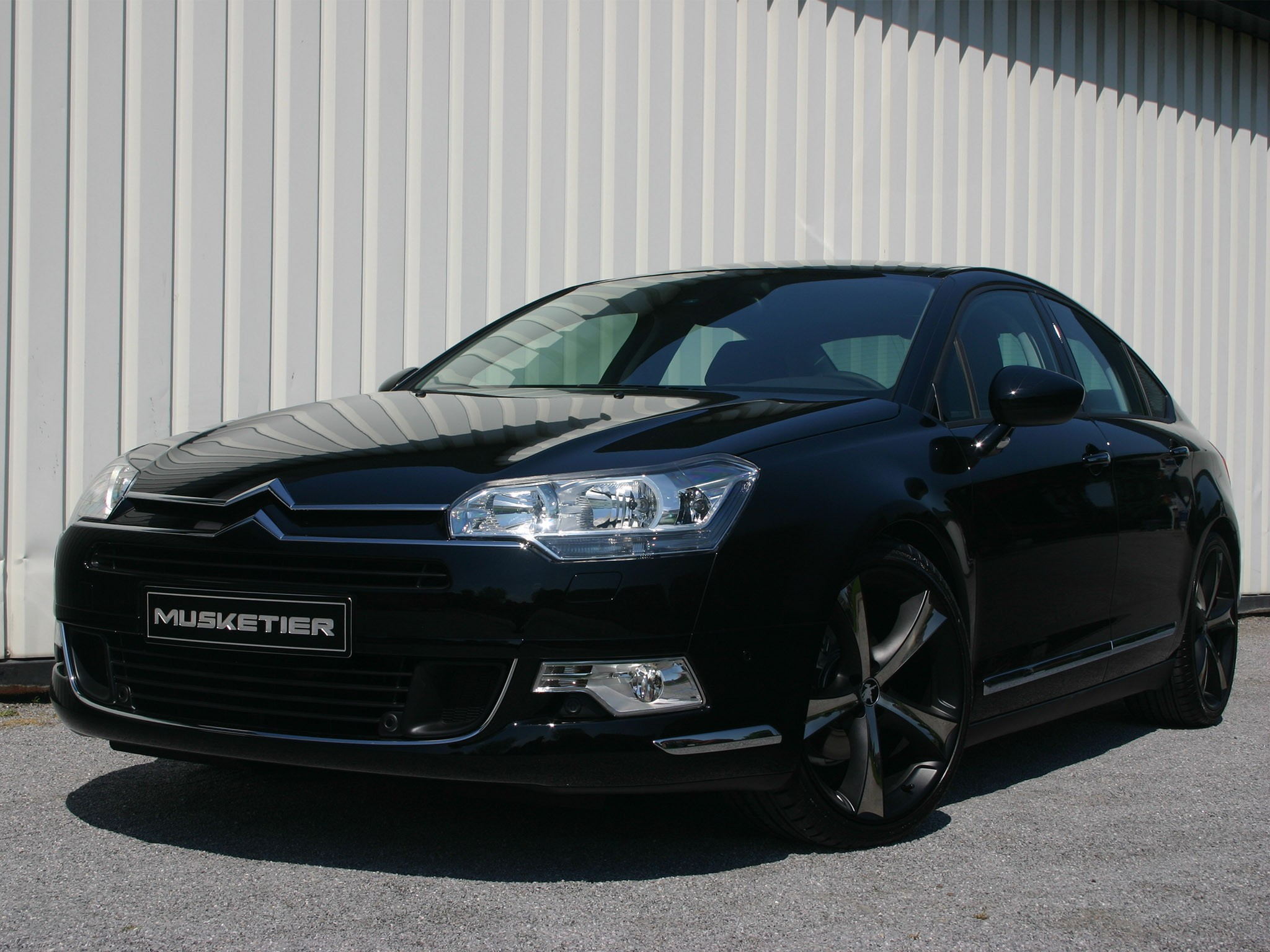 2008 Musketier Citroen C5