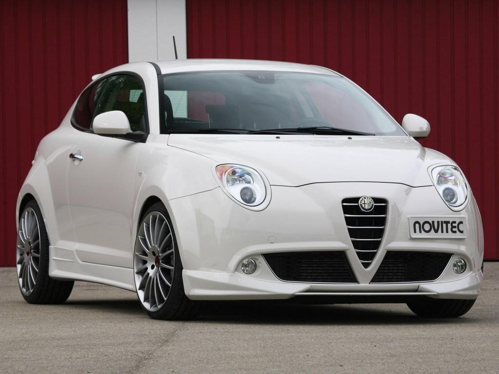2009 Novitec Alfa Romeo Mito