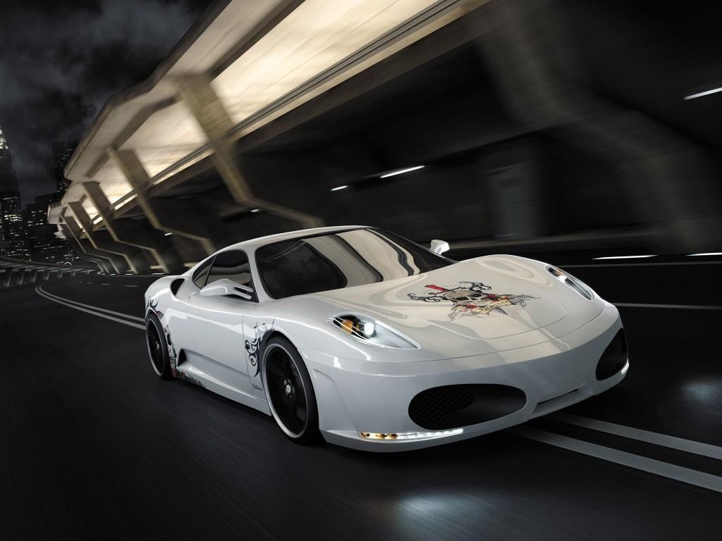 2009 Novitec Ferrari F430 Calavera