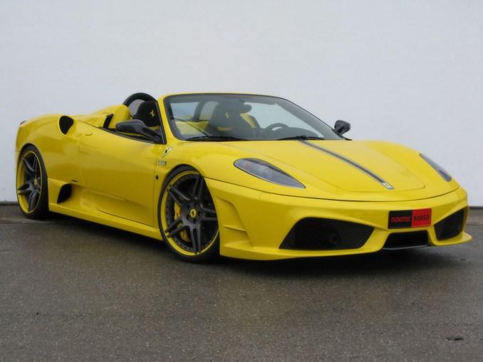 2009 Novitec Ferrari Scuderia Spider 16m