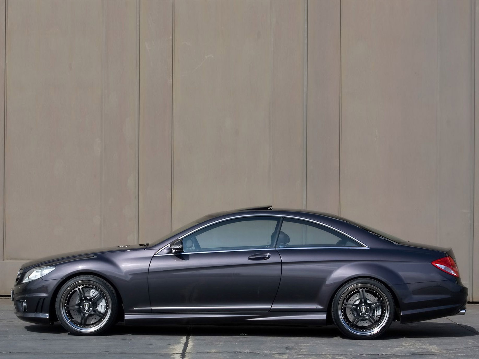 Kicherer_Mercedes CL60 Coupe 2009