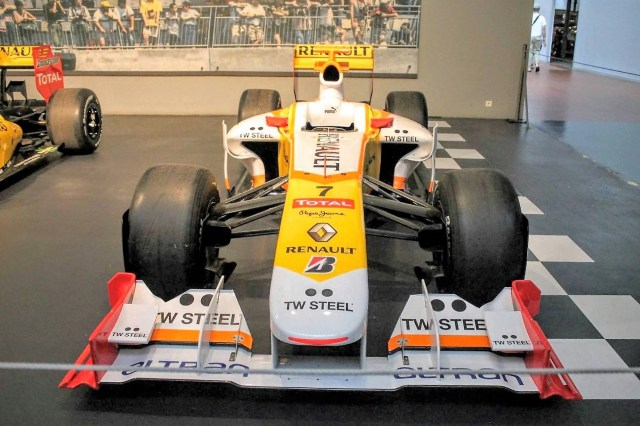 Renault F1 R29 Alonso 2009