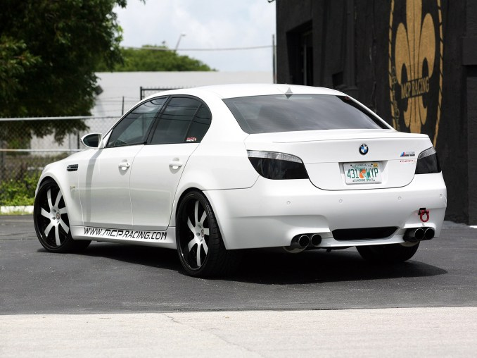 2010 MCP Racing - Bmw M5 Sedan E60