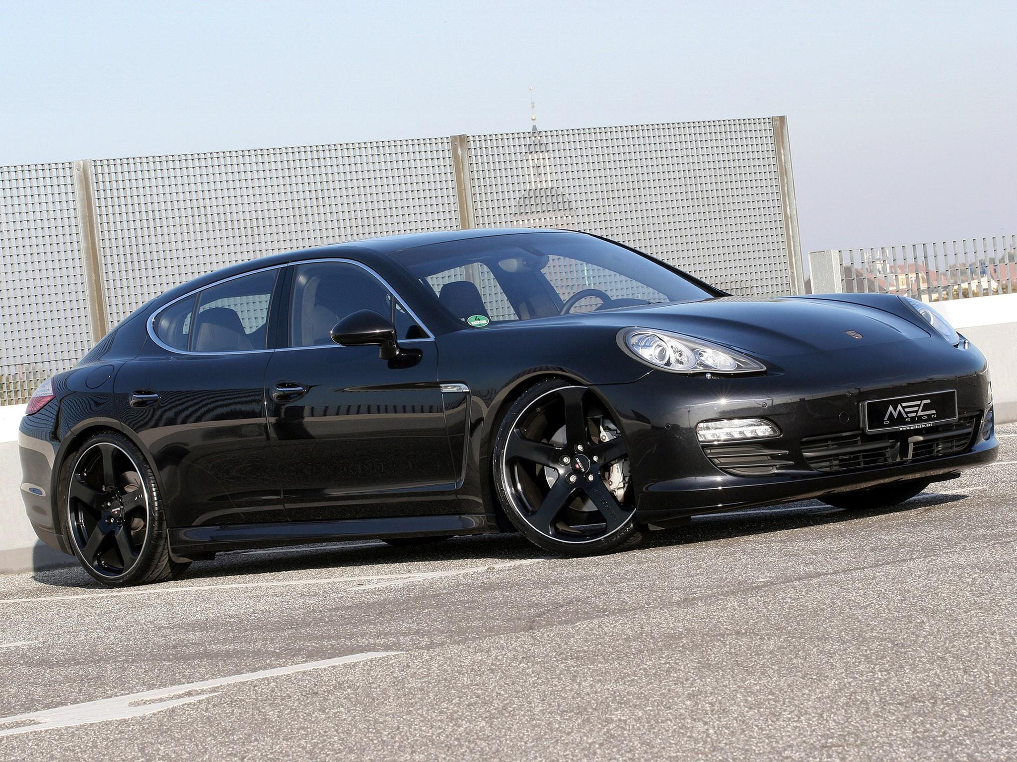 2010 Mec Design - Porsche Panamera S 970