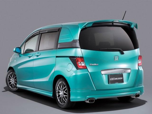 2010 Mugen Honda Freed Spike