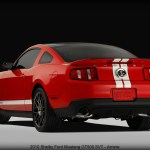 2010 Shelby Ford Mustang GT500 SVT