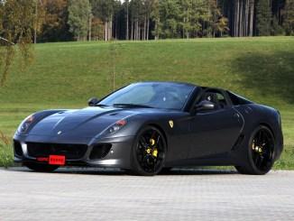 2011 Novitec Ferrari 599 SA Aperta