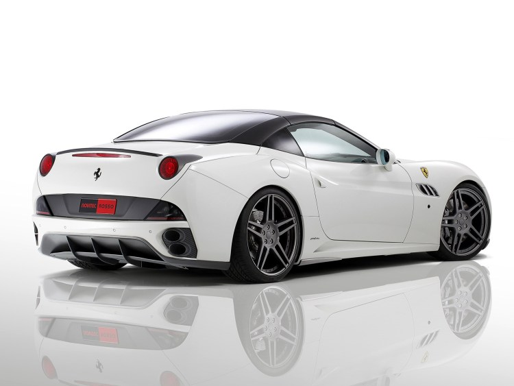 2011 Novitec Ferrari California Race 606