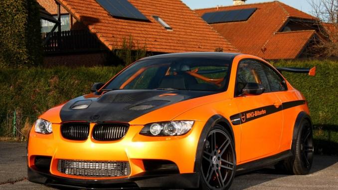 Bmw MH3 V8 RS Clubsport E92 2011 Manhart