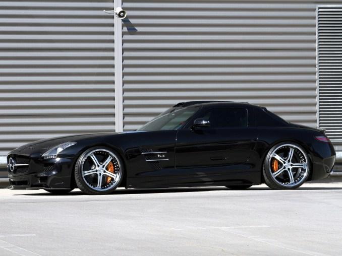 2011 Mec Design - AMG Mercedes SLS