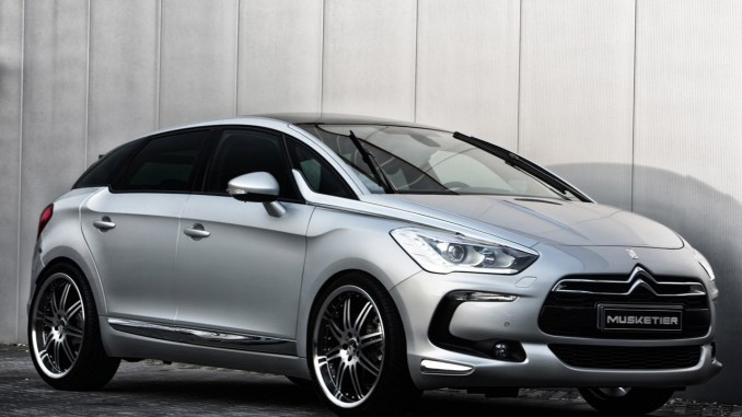 2011 Musketier Citroen DS5