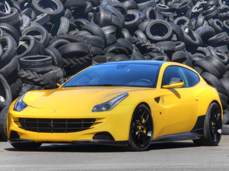 2012 Novitec Ferrari FF