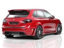 2012 Lumma Design - Porsche Cayenne Diesel