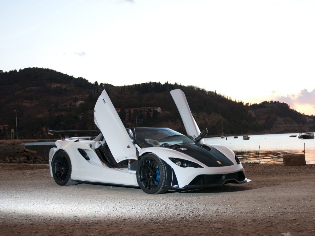 2012 Tushek Renovatio T500