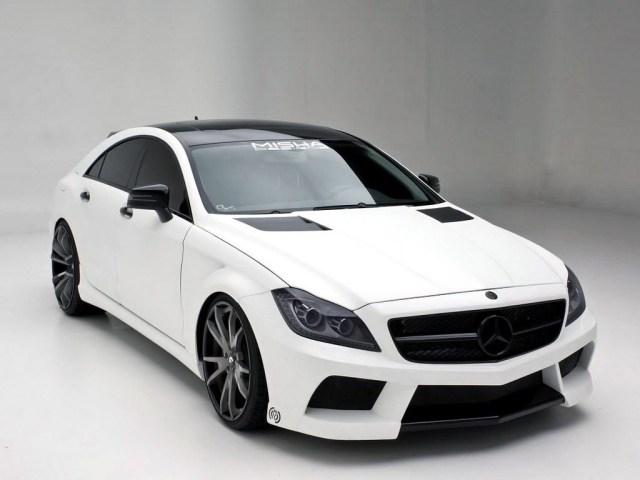 2013 Misha Designs - Mercedes CLS X218