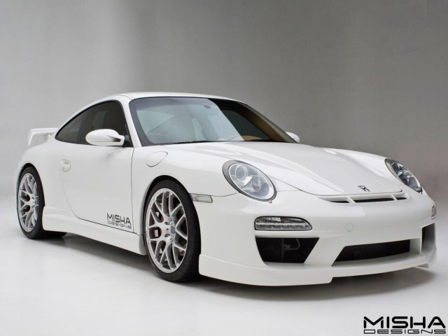 2013 Misha Designs - Porsche 911 Carrera Coupe