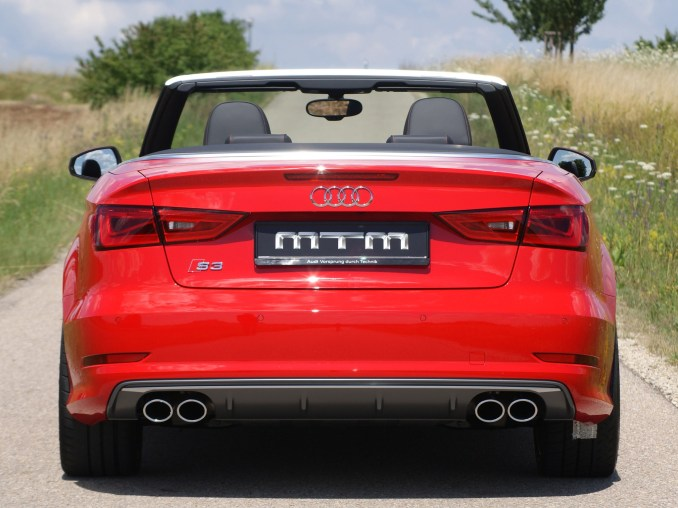 2014 MTM - Audi S3 Cabriolet