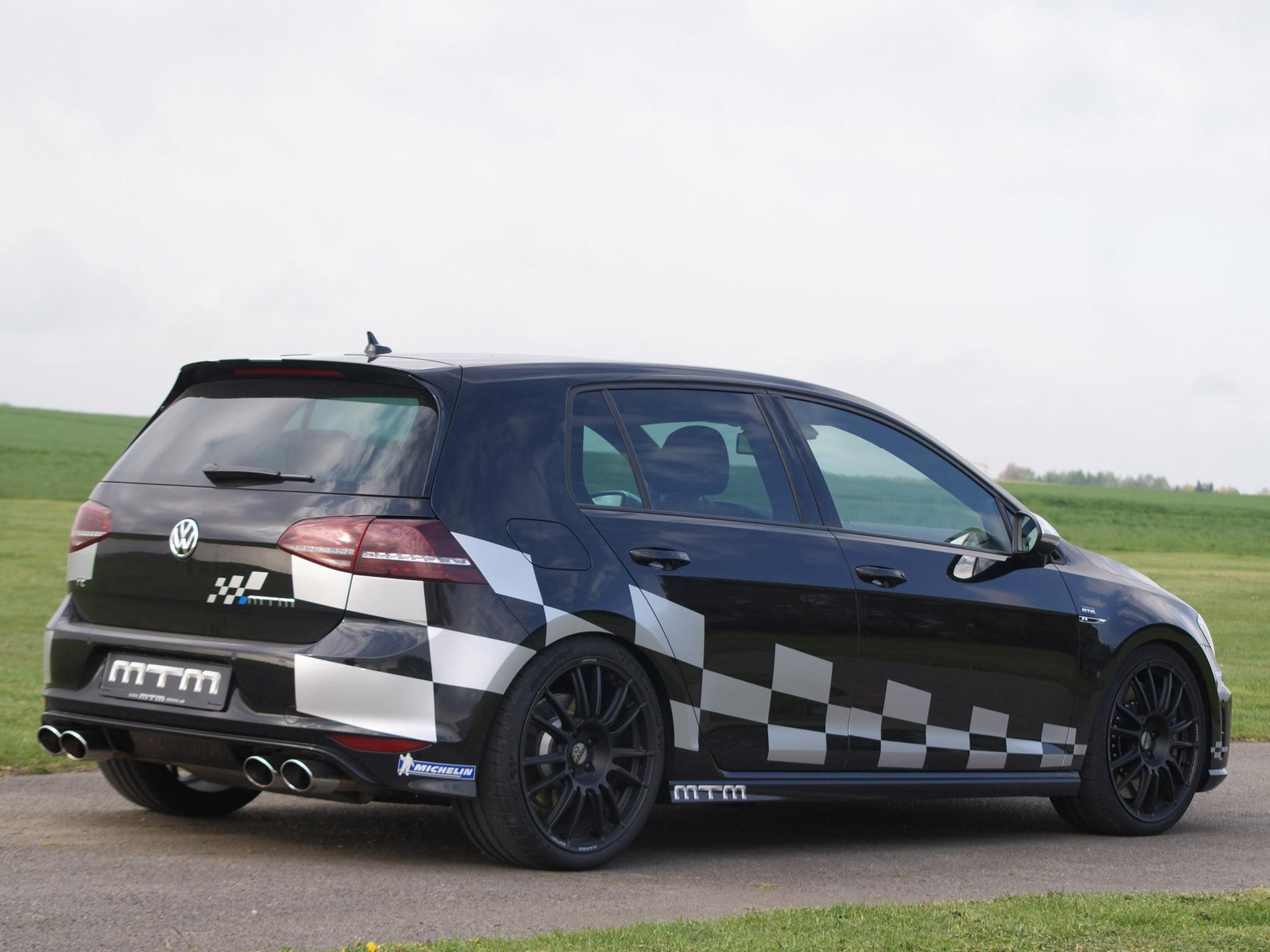 2014 MTM - Volkswagen Golf R 4motion