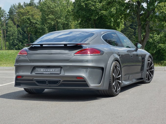 2014 Mansory - Porsche Panamera
