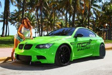 2014 MCP Racing - Bmw M3