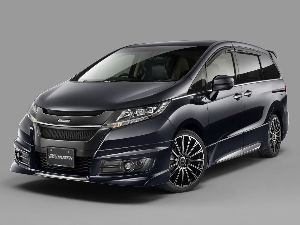 2014 Mugen Honda - Odyssey Absolute