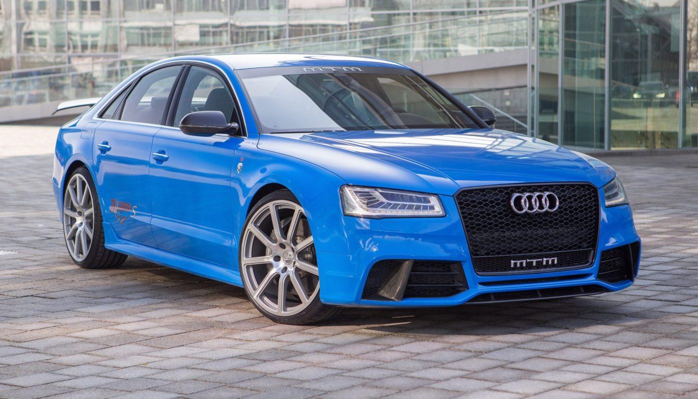 2015 MTM Audi S8 talladega s d4