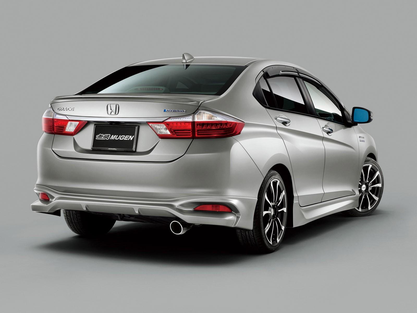 2015 Mugen Honda Grace Hybride