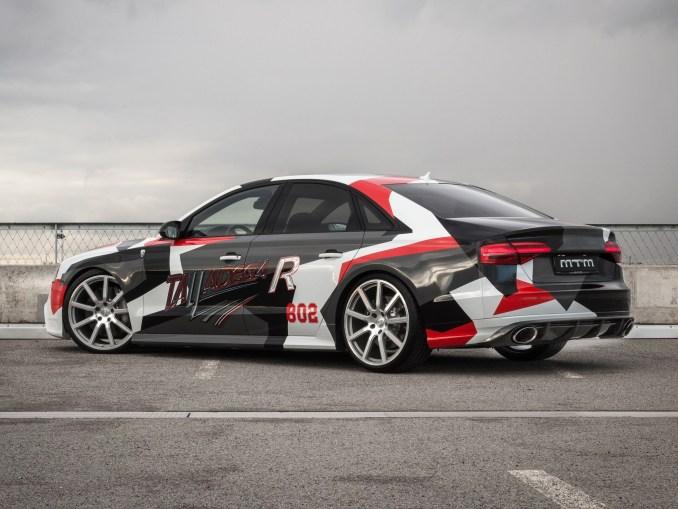 2016 MTM - Audi S8 Talladega R