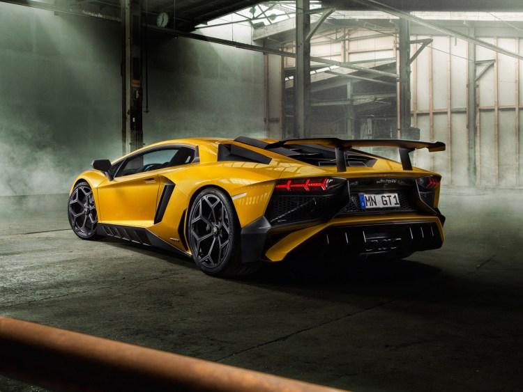 2016 Torado Lamborghini Aventador lp750-4 Superveloce lb834 by Novitec