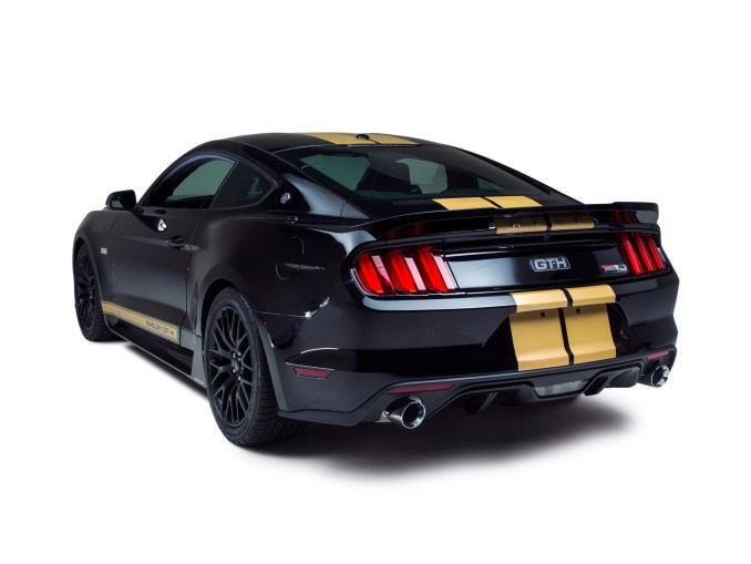 2016 Shelby Ford Mustang GT-H