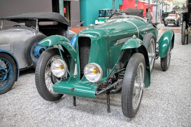 1926 Amilcar Biplace sport CGS S