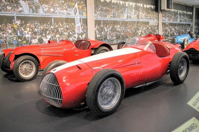 Alfa Romeo 12C de 1938