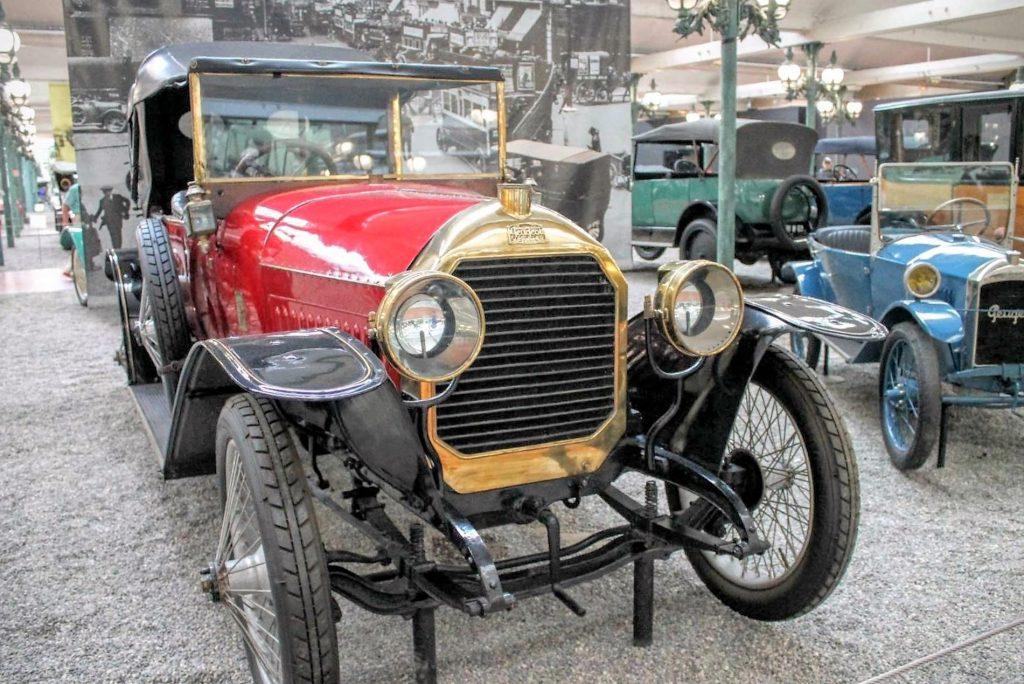 Peugeot Type 146 de 1913