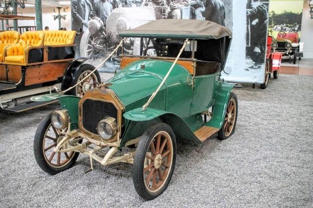 Le Zèbre Type C de 1913