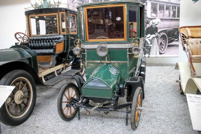 Piccolo 5 HP de 1907