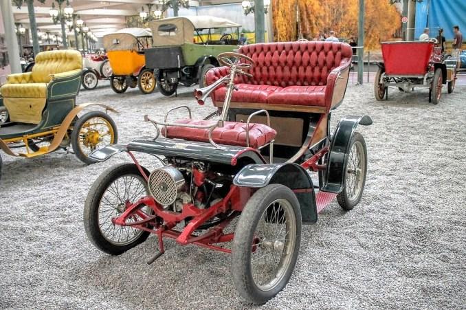 1906 Picolo Vis-à-vis 5 HP
