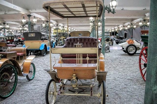 1902 De Dion-Bouton Vis-à-vis 5L