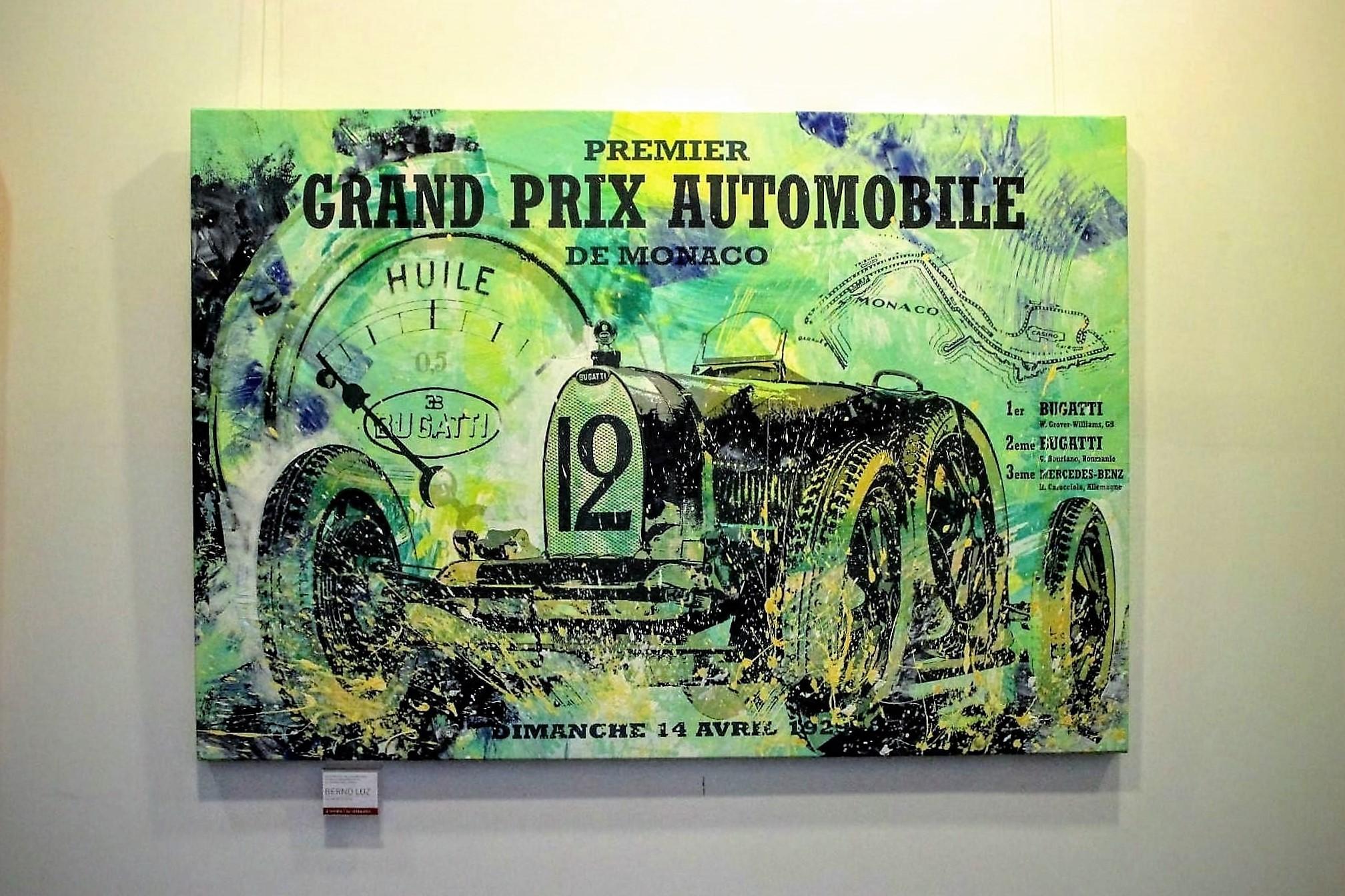 Affiche Premier Grand Prix